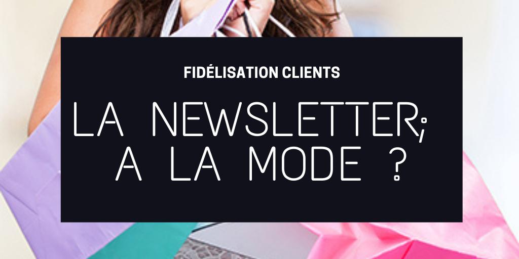 Fidélisation clients - mettre en place des newsletter - Delphine PENGUILLY - Webmarketing Nantes