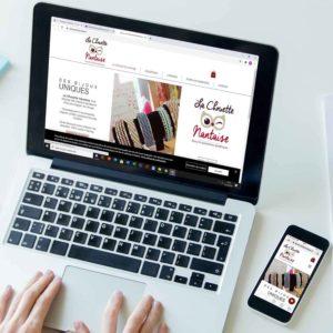 Boutique en ligne La Chouette Nantaise - Delphine PENGUILLY - agence marketing digital Nantes
