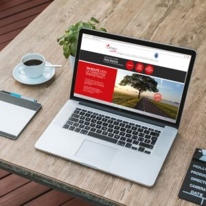 Site internet Optimus Consulting - Delphine PENGUILLY - agence marketing digital Nantes