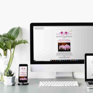 Newsletter Atelier d'Aubépine - Fleuriste à Orvault